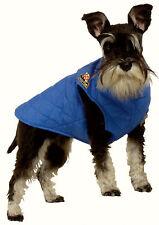 Deportes De Perro Chaqueta Azul 48cm Abrigo Para Jersey Deportivo