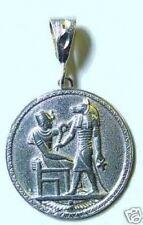 LOOK Egyptian Pendant Charm Anubis PHAROAH Egypt Jewelry