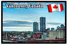 VANCOUVER, CANADA - SOUVENIR NOVELTY FRIDGE MAGNET - BRAND NEW - GIFT