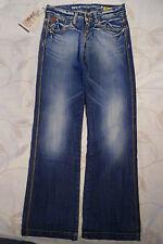 TAKE TWO MOD. SHENIK Hüft Jeans Hose W 26 L 34 BW 37 cm Neu mit Etikett