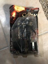 THE CROW ERIC DRAVEN  ACTION FIGURE MCFARLANE TOYS MOVIE MANIACS 2