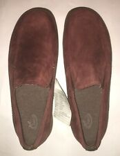 Chaco Montrose Loafer - Men's Size 9, Baker's Chocolate Brand New Suede