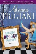 Rococo by Adriana Trigiani (2005, Hardcover) FIRST EDITION, PRINTING, UNREAD