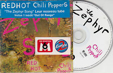 CD CARDSLEEVE REDHOT CHILI PEPPERS THE ZEPHYR SONG + INEDIT FRENCH STICK