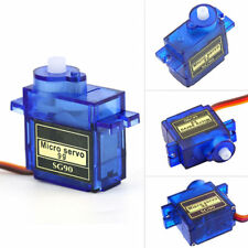 9G SG90 Mini Micro Servo For RC Robot Helicopter Airplane Car Boat ASS