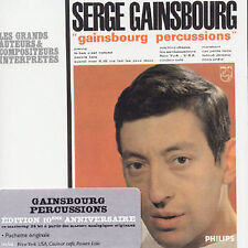 Gainsbourg Percussions [Remaster] by Serge Gainsbourg (CD, Jan-2016,...