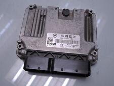 VW Touran 1t 1,9tdi 105ps motorsteuergerät unidad de control del motor 03g906021dm (ht71)