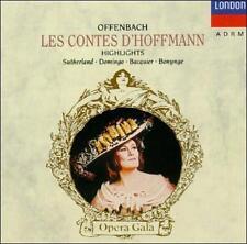 OFFENBACH: LES CONTES D'HOFFMANN - CD