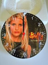 Buffy the vampire slayer....Clock