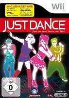 Nintendo Wii Spiel - Just Dance DE DE/EN mit OVP