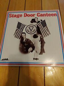 Stage Door Canteen - Various - 1987 - Heartland Music - Vinyl LP - Near Mint