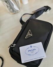 PRADA Marsupio Nylon Belt bag