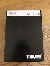 Thule Rapid fixpoint System Fitting Kit 4025 for HOLDEN / OPEL / VAUXHALL .