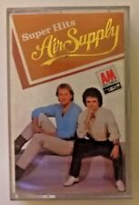 Air Supply SUPER HITS AIR SUPPLY Cassette Tape Used AM.728 Indonesia
