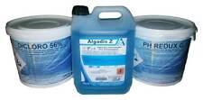 kg 5 Tris prodotti piscina piscine trattamento pulizia acqua cloro ph antialghe