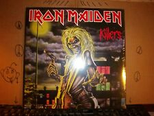 Iron Maiden Killers 1981/2014 Factory Sealed Record LP Album Vinyl (786)