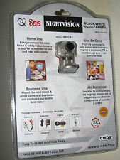 Q-See Nightvision Black/White Video Camera With Audio (Qsicb2)