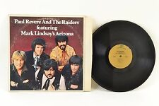 "Paul Revere And The Raiders Featuring Mark Lindsay's Arizona 12"" Vinyl LP Stereo"