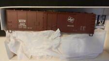 Walthers HO Milwakee Road 40' Plug Door Boxcar Kit, NIB
