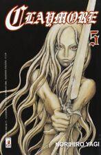 MANGA - Claymore N° 5 - Point Break 75 - Star Comics - ITALIANO NUOVO