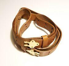 1903 Springfield,M1 Garand leather sling.HOYT 1917 30-06 USGI WW1-WW2.