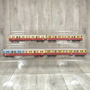 LIMA 149835 208408 - H0 - 4 tlg. Triebwagenset - S-Bahn Berlin - DR - #Ac43364