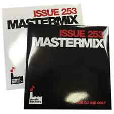 Mastermix Issue 253 DJ CD Set Mixes Remixes ft Indie Disco & Electric 80's Mix