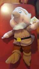 Disney Holiday Sneezy Mini Bean Bag Beanie Nwt from Snow White & the 7 Dwarfs