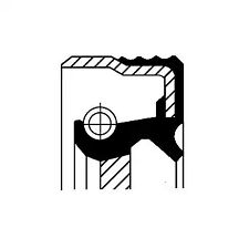 Shaft Seal, crankshaft CORTECO 12018321B