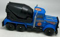 Matchbox Superfast No 19 Peterbilt Truck - Kwik Set Cement - Code 3 - VNM