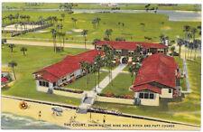 The Court Hotel, Ponte Vedra Beach & Nine Hole Pitch & Putt, Florida~104983