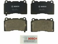 Front Brake Pad Set For 2014-2017 Maserati Ghibli RWD 2016 2015 Q531SP