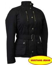 MUSTANG Jeans 387 6539 440 Veste Parka Femme noir Taille S
