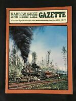Narrow Gauge and Short Line Gazette Nov/Dec 1982