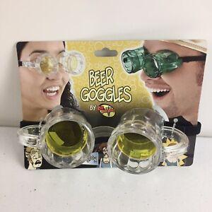 Beer Goggles - Drunk Vision , Gag - Costume Apparel