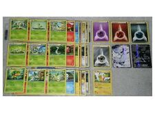 Complete Pokemon Black & White Base Card Set 115/114 Ultra Rare!