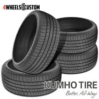 4 X New Kumho Ecsta PA51 245/45R19XL 102W Tires
