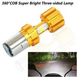 Motorcycle Led Bulb Modification Glare Built-in Headlights 12-85V Super Bright