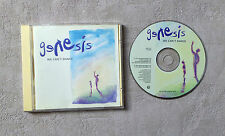 "CD AUDIO MUSIQUE INT / GENESIS ""WE CAN'T DANCE""  CD ALBUM 12T 1991"