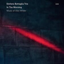 In the Morning Stefano Battaglia Trio CD Neu!