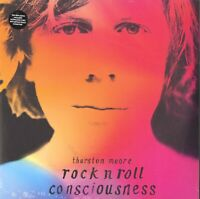 Thurston Moore – Rock N Roll Consciousness, Limited Edition, Etched, 2XLP, Vinyl