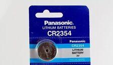 Panasonic Knopfzellen