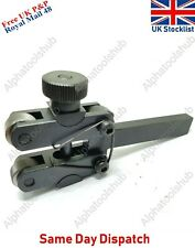 2 Wheel Knurling Tool Clamp Action Lathe Spring Loaded Knurl Tool Clamp