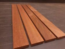 AFRICAN MAHOGANY SAPELE  HARDWOOD (KILN DRIED) 45mm x 10mm x 495mm (2509)
