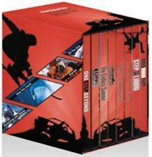 NISSAN SPORTS ADVENTURE - EXTREMES OF ACTIVITIES 8DVD SET- FREE POST IN UK