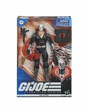 Hasbro 6? GI Joe Classified Wave 1 DESTRO  IN HAND