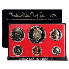 (1) 1973 United States Proof Set in Original Box