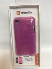 XtremeMac Pink Color Ipod Touch 4th Gen Case (No Color Change) B3