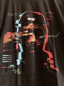 Wu-Tang Clan GZA RZA T-shirt Sz Medium OG Limited