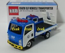 TOMICA #060-7 ISUZU ELF VEHICLE TRANSPORTER JAPAN JAF EXCLUSIVE SPECIAL